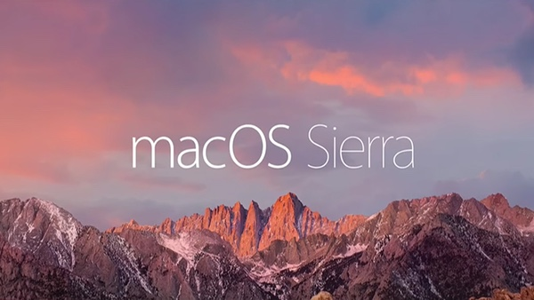 macOS Sierra=